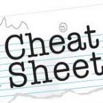 Entrepreneur Cheet Sheet